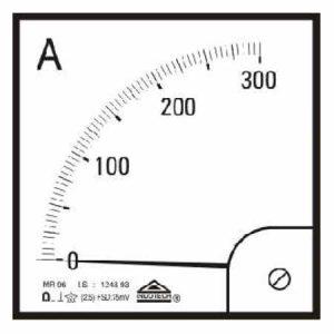ammeter-&-voltmeter-for-cintol panel -for-ac