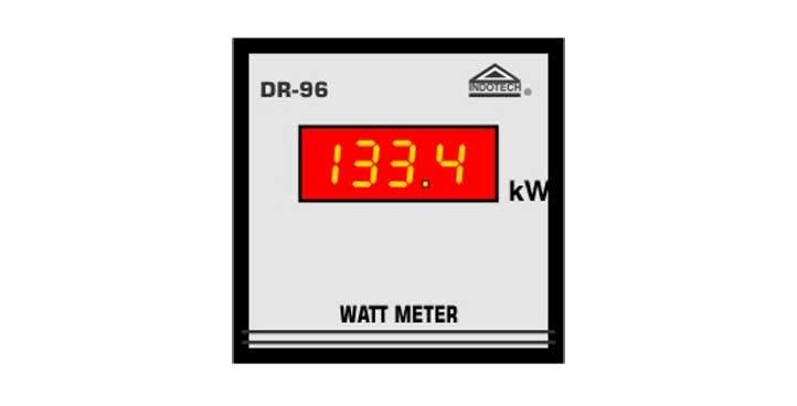 Indotech Digital KW Meter