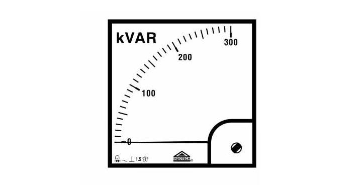 Indotech KVAR Meter