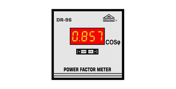 Indotech Digital Power Factor Meter