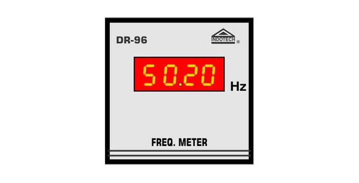 Indotech Digital Frequency Meter