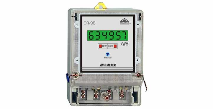 Indotech KWH LCD Meter