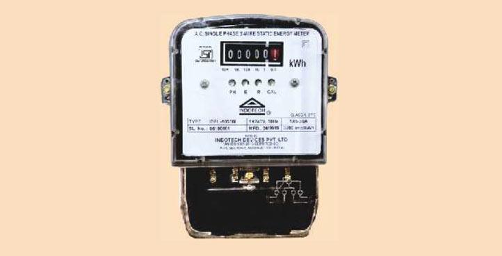 Analog Electric Meter
