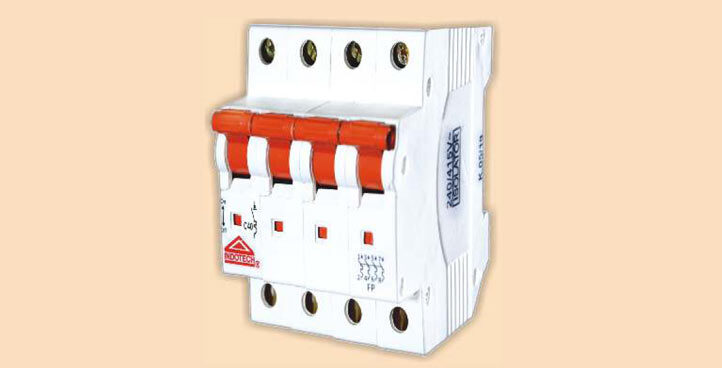 Indotech Isolators Four Pole