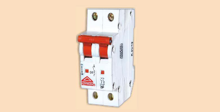 Indotech Isolator Double pole